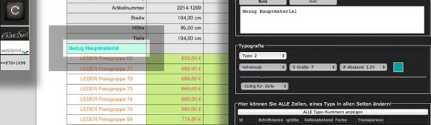 PDF aus Datenbanken und XML-Dateien erzeugen und im Browser editieren